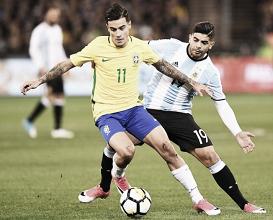 Brasil peca nas finalizações, Argentina vence Superclássico e quebra invencibilidade de Tite