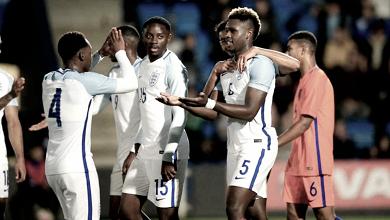 La Sub-20 inglesa logra un apretado triunfo ante Polonia