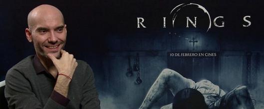 """Francisco Javier Gutiérrez, el español que va a """"asustar"""" a Hollywood"""