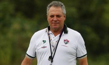 Confira a lista dos 250 jogos de Abel Braga no comando do Fluminense