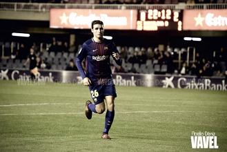 El Barcelona B suma ya seis partidos consecutivos sin ganar