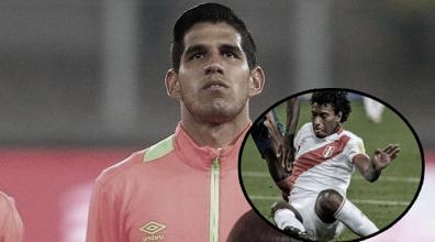 Selección Peruana: Luis Abram convocado de emergencia ante lesión de Miguel Araujo