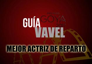 Camino a los Goya 2017: Mejor actriz de reparto