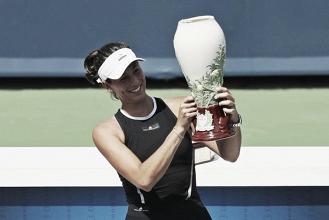 Actualización ránking WTA 21 de Agosto de 2017: Halep y Muguruza le pisan los talones a Pliskova
