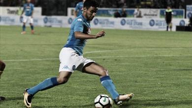 Il Napoli chiude il ritiro di Dimaro con un pareggio per 1-1 contro il Chievo