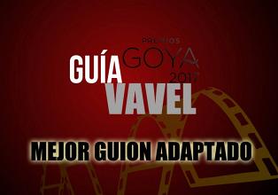 Camino a los Goya 2017: Mejor guión adaptado