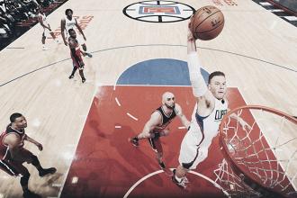 Clippers doutrina do início ao fim e vence Wizards na Califórnia