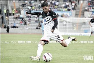 """Carlos Adrián Morales: """"Ganamos, pero hay mucho que trabajar"""""""