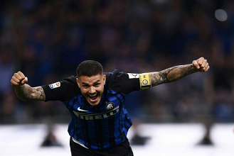 Serie A: CLAMOROSO all'Olimpico, l'Inter rimonta e va in Champions, espulso Lulic (2-3)
