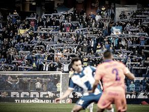 27.777 espectadores frente al Espanyol - Atlético