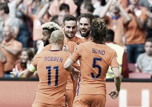 Pröpper faz dois, Holanda derrota Bulgária e respira nas Eliminatórias