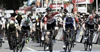 Tour Down Under, il primo sprint è di Greipel