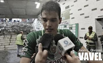 """Felipe Aguilar: """"Nunca desfallecimos, fuimos adelante con empuje, deseos yganas de conseguir un buen resultado"""""""