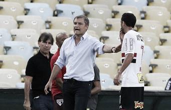 Apesar do empate, Aguirre exalta atuação do São Paulo: ''Mostrou uma cara boa''