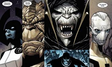 Vingadores | Conheça mais sobre a Ordem Negra e sua relação com Thanos, vilão do próximo filme