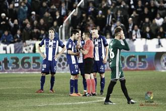 La contracrónica: el Betis pasó por encima del Alavés