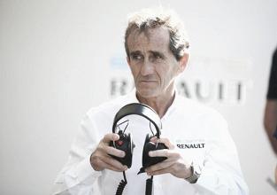 """Alain Prost: """"El año que viene seremos mejores que ahora"""""""