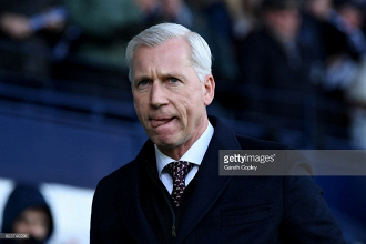 Pardew rues missed opportunity as West Brom plunge further into trouble