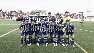Derrota injusta del Alavés B en la ida del playoff