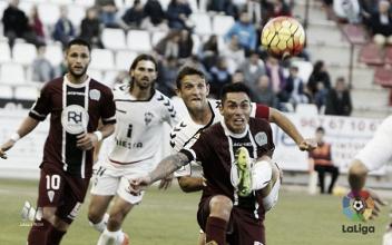 Mal recuerdo de los califales ante el Albacete tras el 2-0