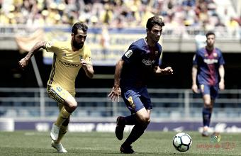 Alberto Perea, el mejor valorado ante el FC Barcelona B