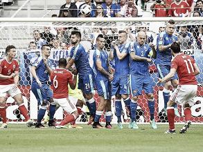 EM 2016 | Schweiz und Wales siegen jeweils knapp
