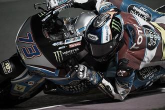 Tiempos, sustos, luces y sombras en Moto2