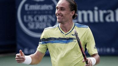 Dolgopolov consigue la victoria en un final de infarto ante Kachanov