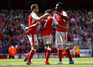 Arsenal player ratings as Gunners win 3-1 vs Everton with ten men