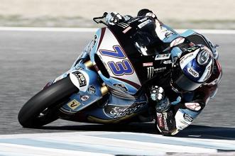 Moto2 - Gran Premio di Spagna: la prima di Marquez, Bagnaia splendido secondo e Morbidelli scivola