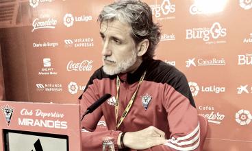 """Pablo Alfaro: """"Seguimos siendo el rival a batir"""""""
