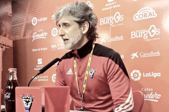 """Pablo Alfaro: """"Somos el mejor visitante de la categoria"""""""
