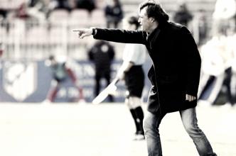"""Alfredo Santaelena: """"Ha faltado la intensidad defensiva de todos"""""""