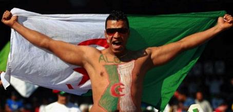 Les buts de Algerie - Ethiopie