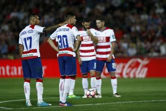 Granada CF-Espanyol: puntuaciones Granada, jornada 38