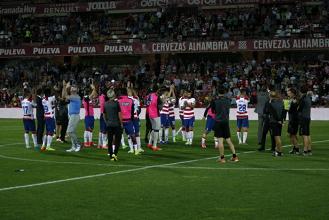 Amargo adiós del Granada CF