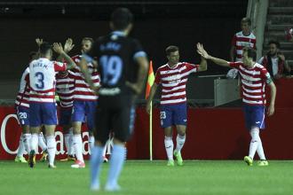 El Granada se encuentra entre los más eficaces de Segunda División