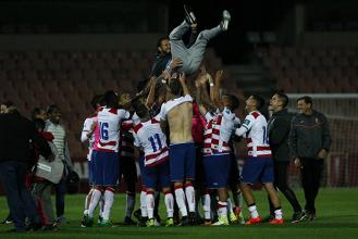 """Planagumà: """"El Granada B ha sido potente físicamente y con recursos ofensivos"""""""