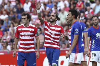 Previa CD Numancia - Granada CF: un partido para apuntar alto