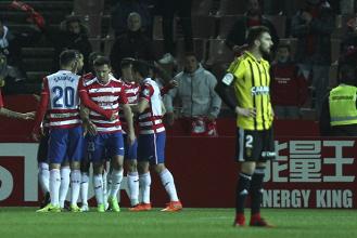 El Granada CF recupera buenas sensaciones y la sexta plaza