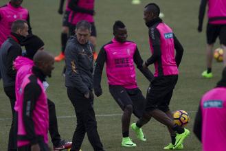 El Granada CF preparará el partido contra el Betis con entrenamientos por la tarde