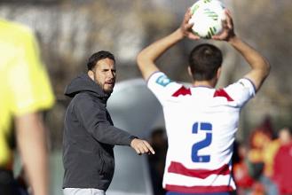 """El Granada B de Planagumà acaba con un partido """"atractivo"""" contra el Córdoba B"""