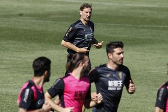 El Granada prepara la cita ante el Espanyol con varias bajas