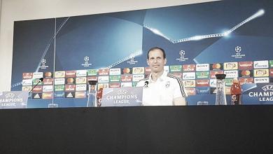 Allegri: ''La remontada del Barcelona nos ha enseñado que en el fútbol no hay nada imposible''