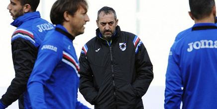 """La Sampdoria perde in casa contro la Lazio, Giampaolo: """"Ci hanno condannato gli episodi"""""""