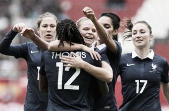 La France victorieuse en Allemagne
