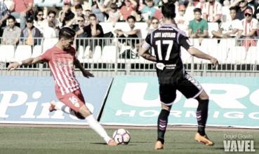 Resumen Almería 1-1 Valladolid en Segunda División 2017
