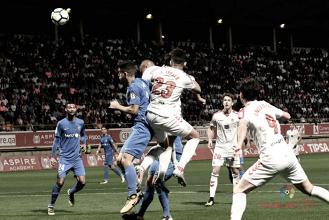 El Almería suma un punto que sabe a gloria