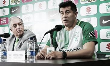 """Jorge Almirón: """"La presión va a ser de ganar y en un equipo grande siempre pasa"""""""