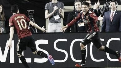 Granates por el mundo: hat trick de Miguel Almirón para el Atlanta United